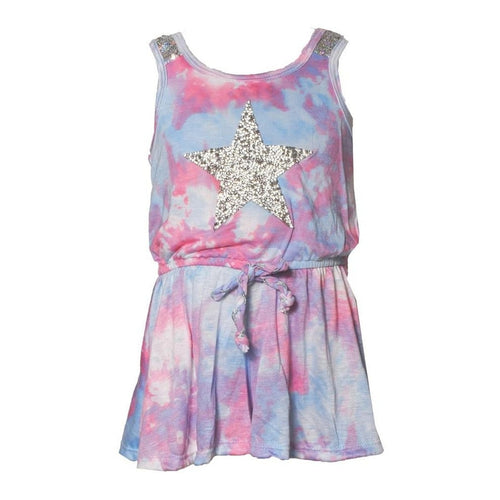 moon star romper
