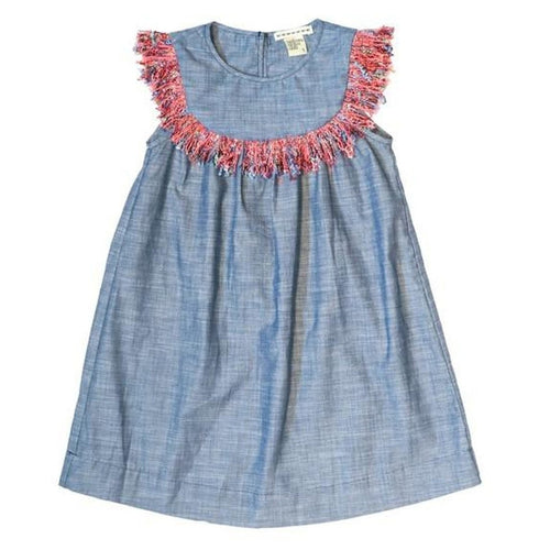 fiesta fringe dress
