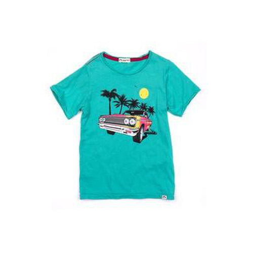 Billard Graphic Short Sleeve Tee