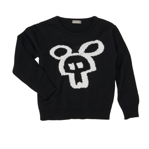 Black Mouse Sweater