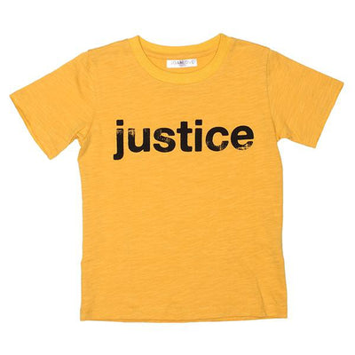 Enzo-Justice Gold Tshirt
