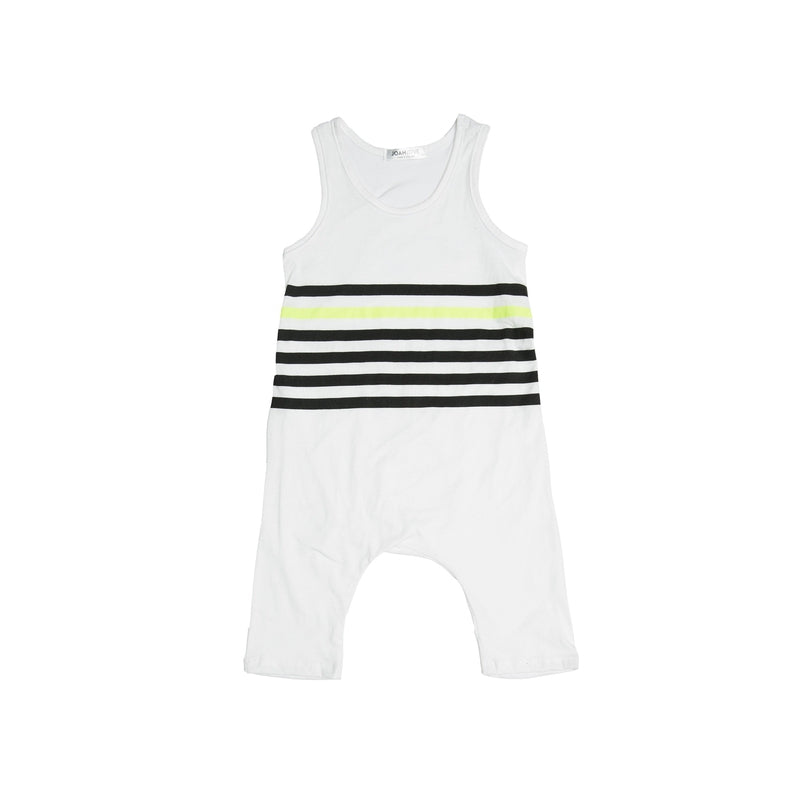 Finn Striped Playsuit