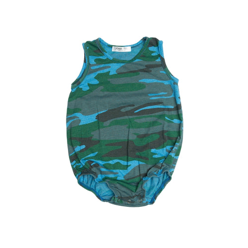 Camo Cancun Playsuit