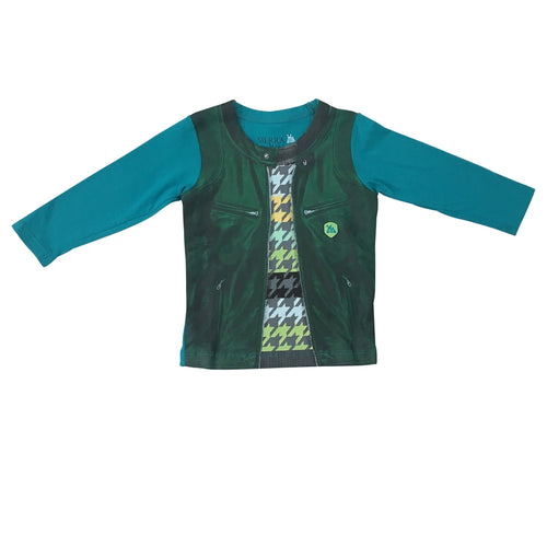 Green Nodo Shirt