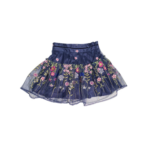 Meadow Embroidered Skirt
