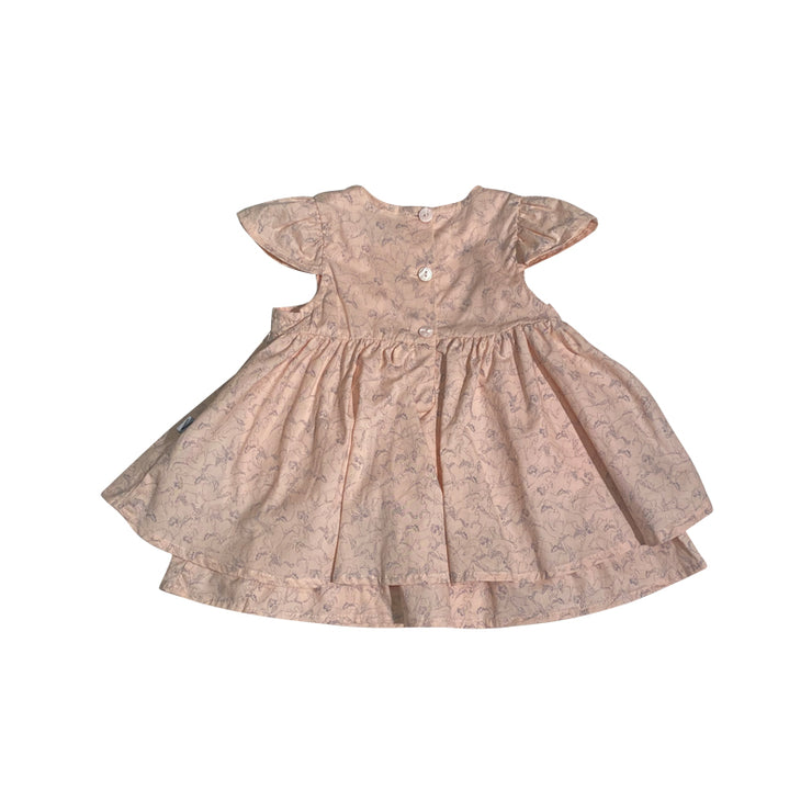 Pale Pink Horse Dress