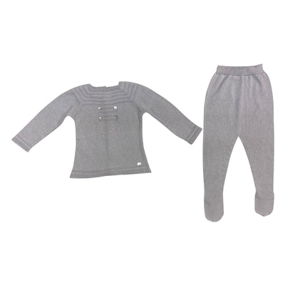 Calima Grey Knitted 2pc