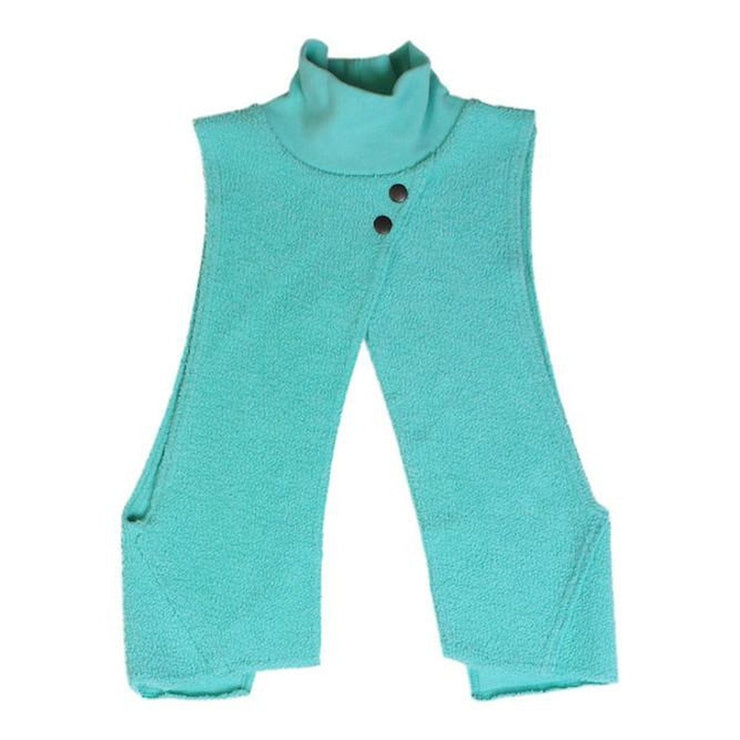 Hang Loose Vest Turquoise