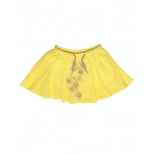 embro flower skirt