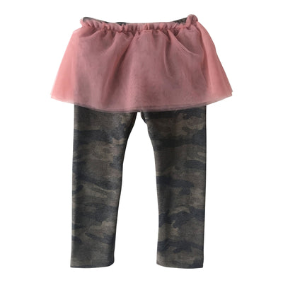 Lulu Fearless Sweat Pant With Pink Frill