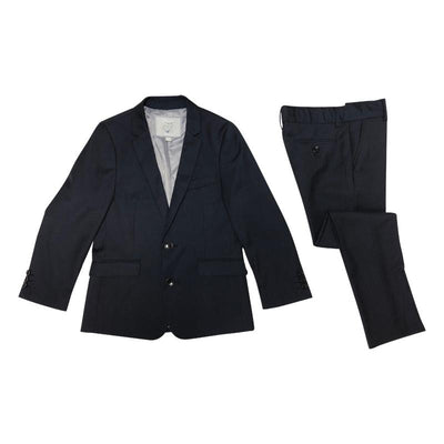 Navy 2pc Suit
