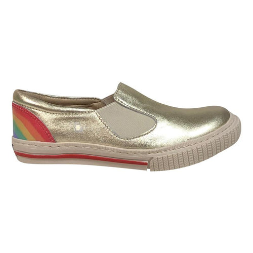 Surf 2 Gold and Arco Sneaker