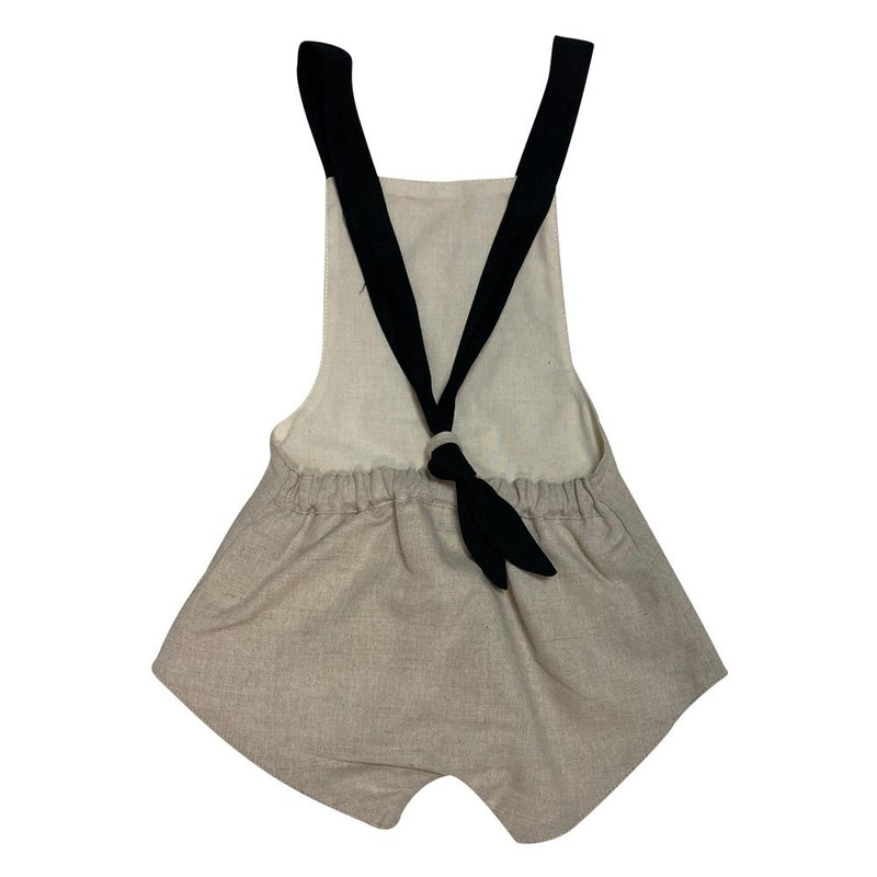Short Reversible Jumpsuit