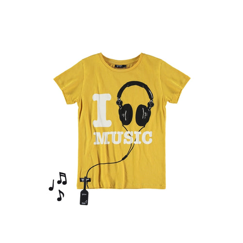 I love music sound tshirt