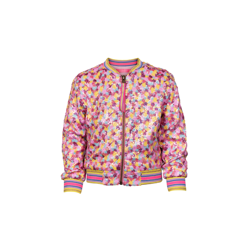isabel multi - color jacket