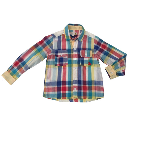 jairo plaid shirt
