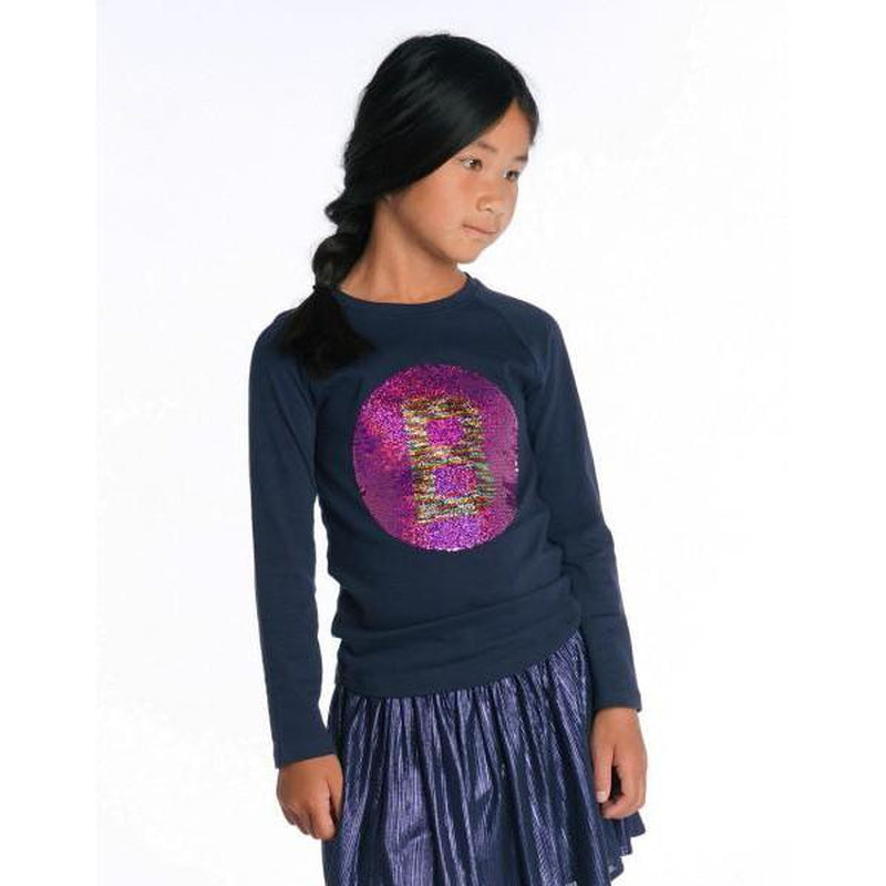 black iris kourtney longsleeve shirt