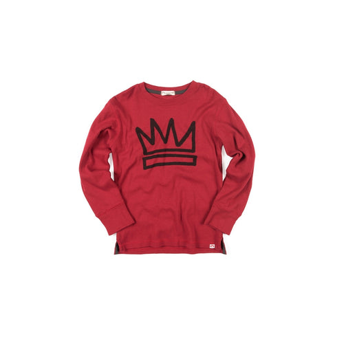 Rio Red King Long Sleeve Tee