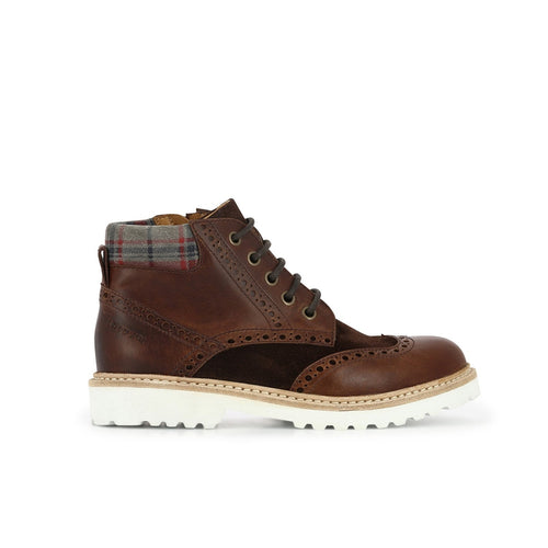 Montana Brogue Boot