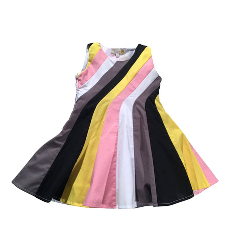 Mabella Multicolor Dress