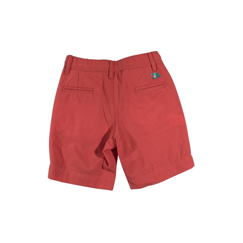 Manolo Coral Shorts