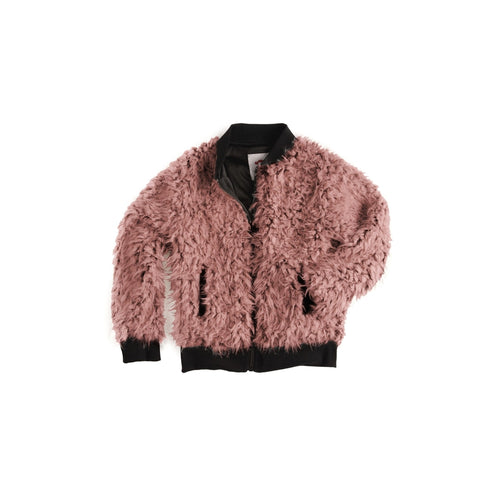 Rose Quartz Nikki Bomber