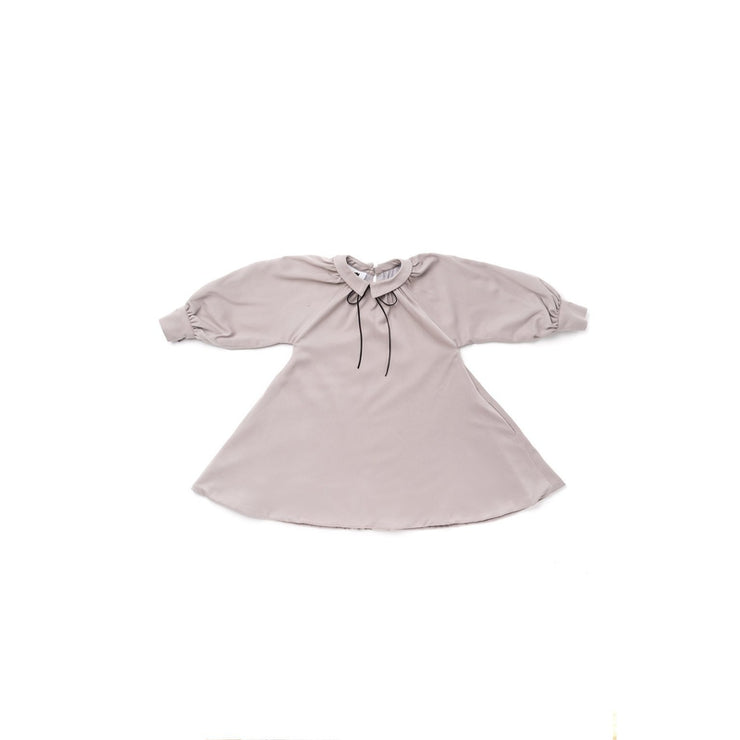 Tent Dress With Peter Pan Collar