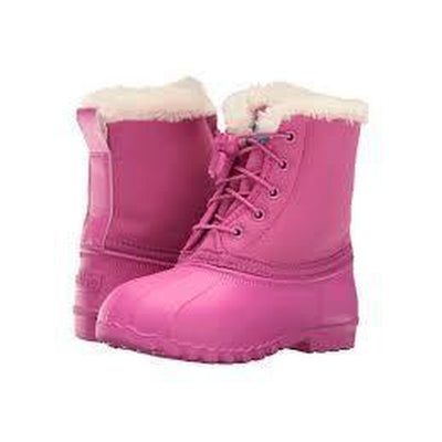 Jimmy Winter Samba Pink Boots