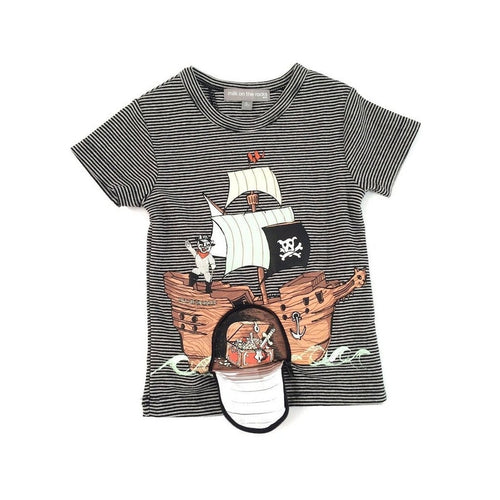 Pirate Graphic Tee