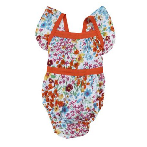 Paris Gypsy Cream Camille Sunsuit
