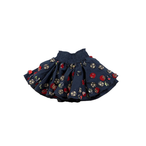 petti navy skirt