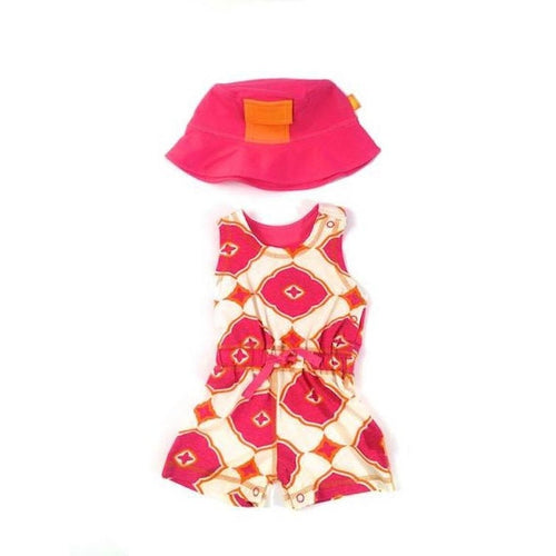 Raaz Medallion 2pc Romper