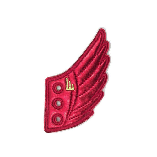 Red Shoe Wings