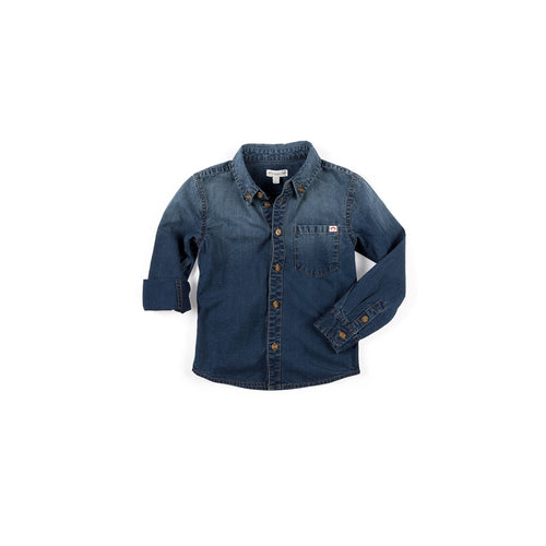 Remy Indigo Denim Shirt