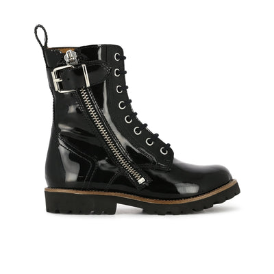 Roadster Rangers Zip-Up Boots