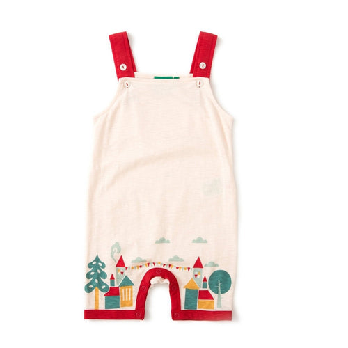 House On The Hill Story Time Dungarees