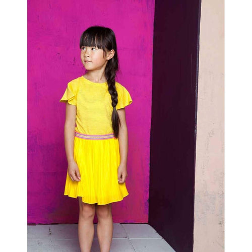 buttercup jalou dress