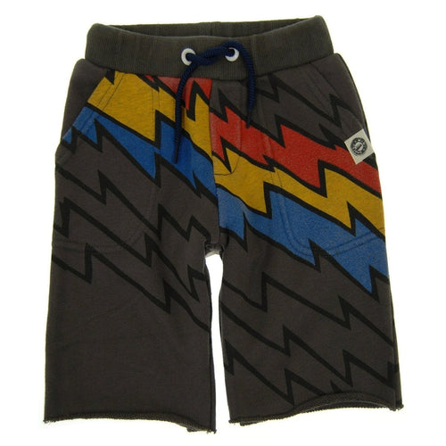 lightning speed stripe short