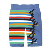 Royal Blue Surfboard Tower Shorts