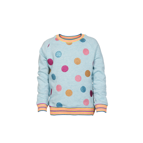 jazz powder blue sweatshirt