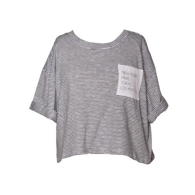 Shared City Boxy Top