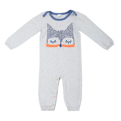 Orange Critter Layette