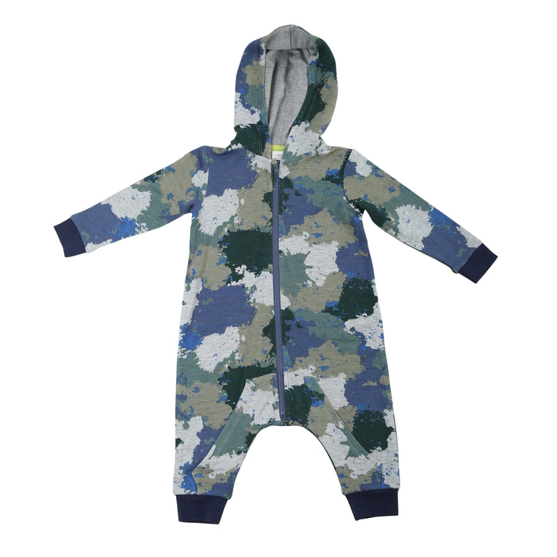 The Ninja Camo Jumper