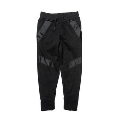 Black Wayfarer Sweatpants
