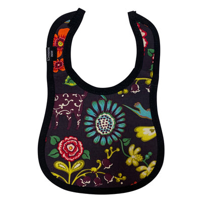Garden Cotton Bib