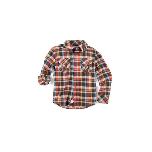 Baked Apple Plaid Shirt