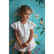 Broiderie Isabel Sunsuit