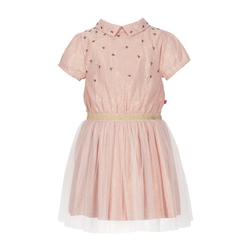 blossom daisy short sleeve dress