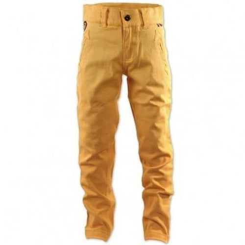 4 Funky Flavours dirty diana yellow pant