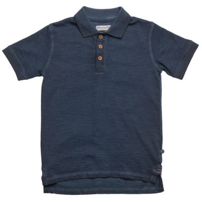 Dress Blues Navy Blue Polo